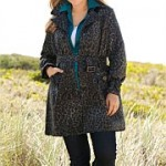 Plus size winter fashion mature women